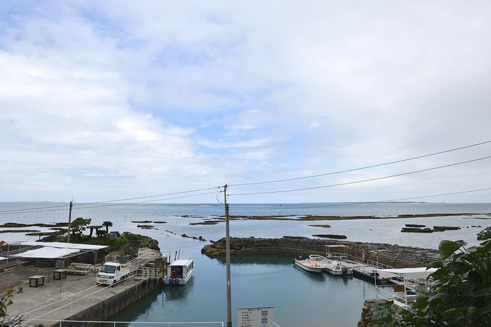 知念海洋レジャーセンター港s