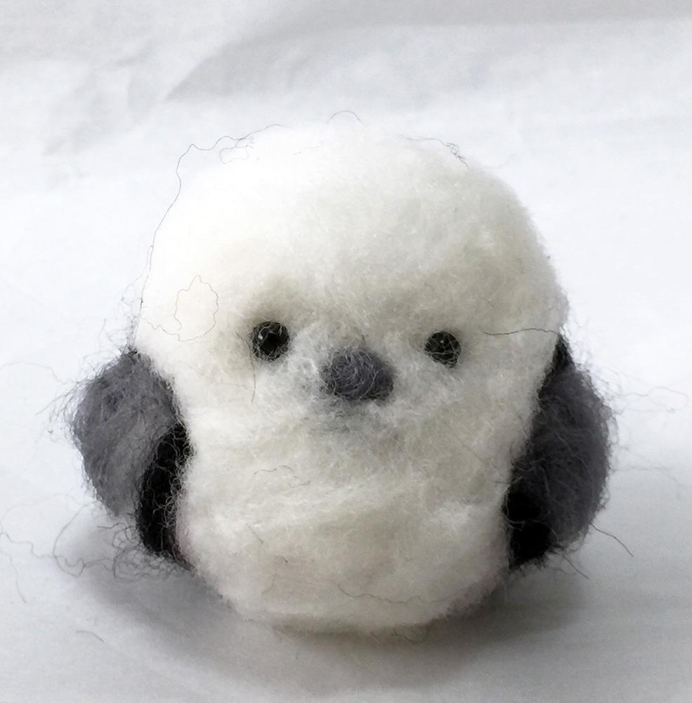 羊毛キャラ前s
