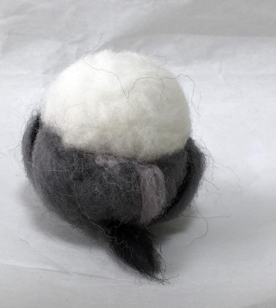 羊毛キャラ後ろs