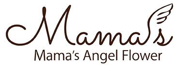 ママのエンジェルフラワー ロゴ